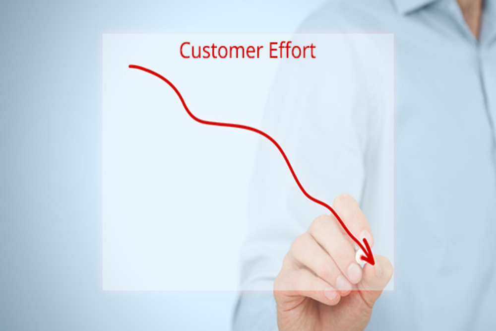 Reduce Customer Effort