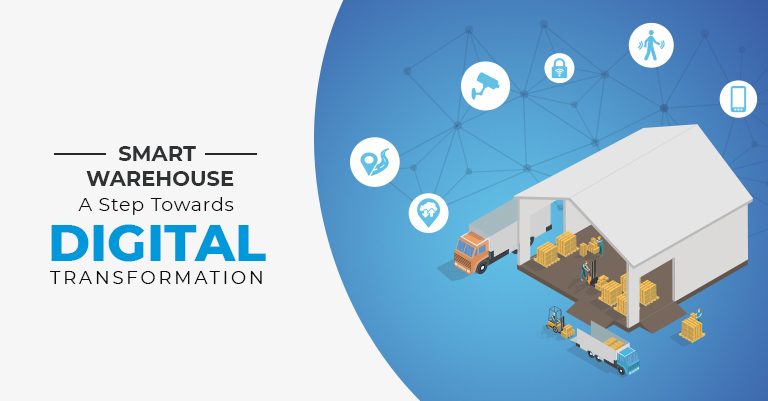 Smart warehouse - a step towards digital transformation in logistics