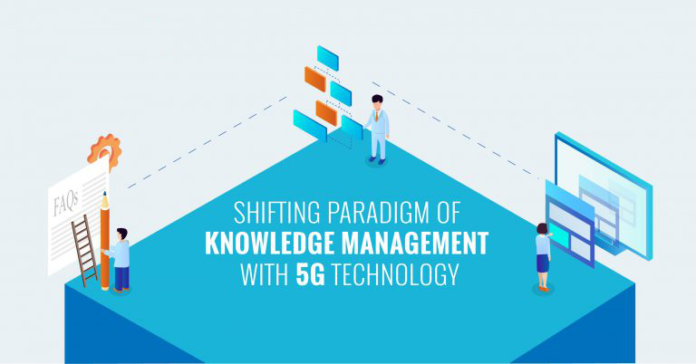 Knowledge Management and 5G
