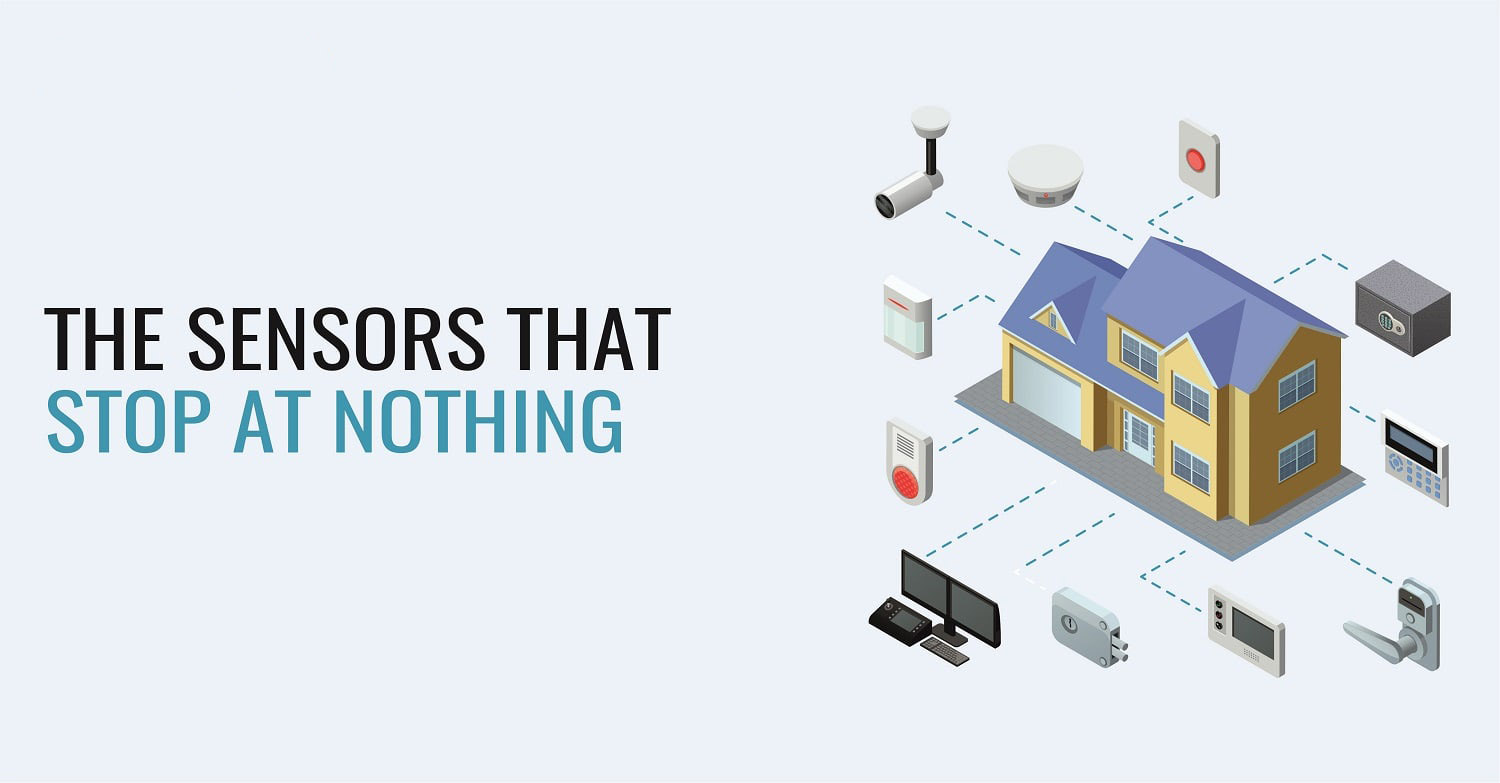 IoT - Sensors that stop at nothing