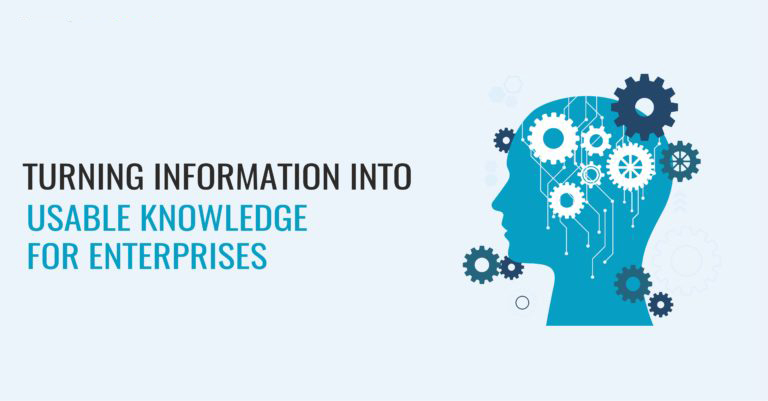 Knowledge management making information useful