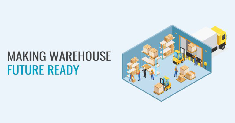 IoT - Future ready warehouses