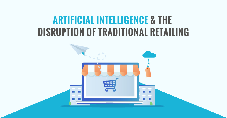 Artificial Disruption in Retail