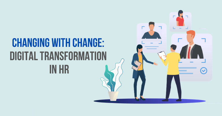 Digital transformation in HR