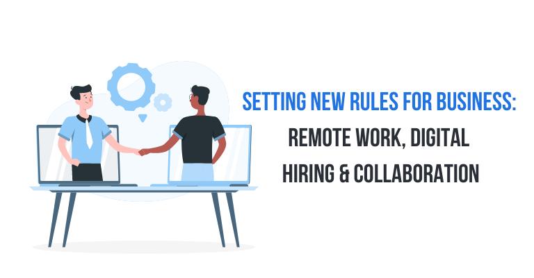 remote work & Collaboration